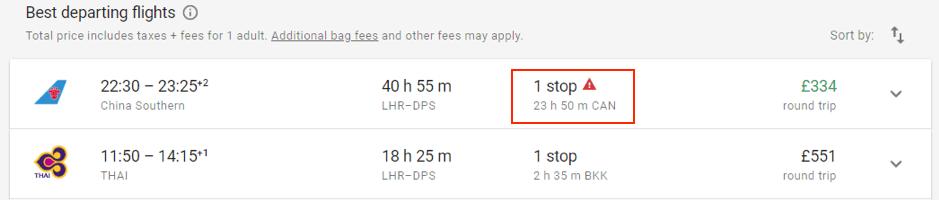 How To Use Google Flights Jack S Flight Club